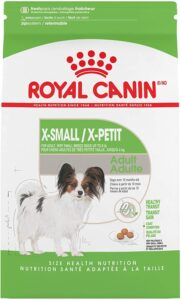 Dry Food for Extra Small Adult Dog by Royal Canin